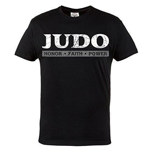 Out shirt Rule nbsp;judo Gym Fightwear Faith Honor De Combat Power Martial Sportswear Arts nbsp;casual Vêtements Training T nbsp;mma dAFwwqx