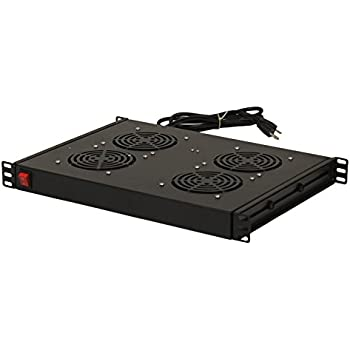 Amazon Com Navepoint Rack Cabinet Mounted Server Four Fan