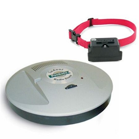 Wireless Fences - PetSafe Stubborn Dog Indoor Pet Barrier (Extra Ultrasmart Collar)