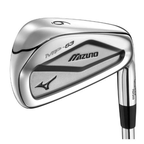 Mizuno MP-63 Forged Iron Set (#3 thru PW) : right, Rifle Project X (Regular), Outdoor Stuffs