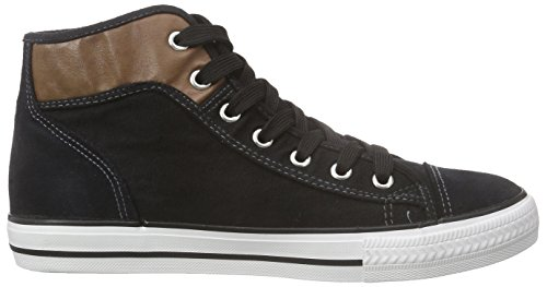 Nebulus Damen Nevada High-Top, Schwarz (Black), 41 EU