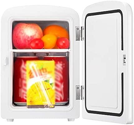 LHAO Nevera Coche portatil Mini enfría y calienta 4L electrica ...