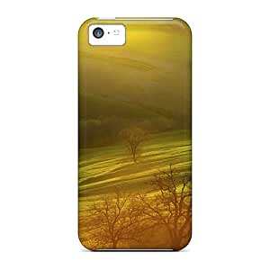Top Quality Protection Italia Nature Fields Cases Covers For Iphone 5c