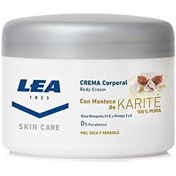 Lea Skin Care Crema Corporal Con Manteca Karite Piel Seca 200Ml