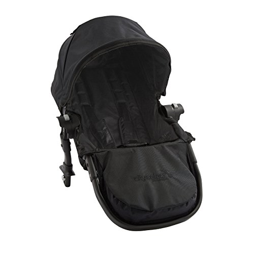 Baby Jogger City Select Second Seat Kit, Black by Baby Jogger