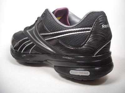 Reebok - Zapatillas para deportes de interior de Material Sintético para mujer Negro negro 40
