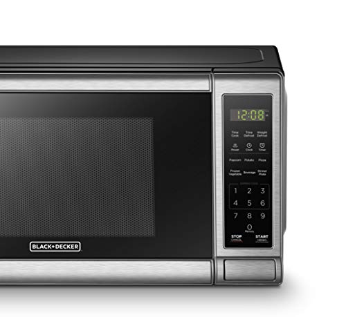 BLACK+DECKER EM720CB7 Digital Microwave image 3