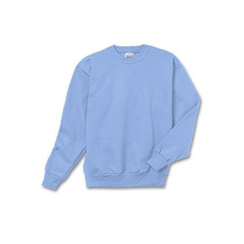 Light Blue Crew Sweatshirt - 5