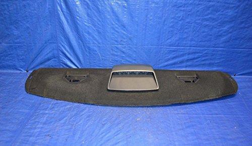 (13 14 Subaru BRZ Deck Lid Cover Panel Brake Light OEM FRS 2013 2014)