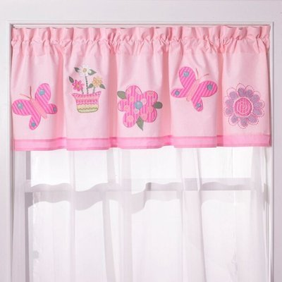 PEM America Annas Dream Window Valance by Pem America