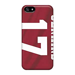 KVF21462XHhK San Francisco 49ers Awesome High Quality Iphone 5/5s Cases Skin