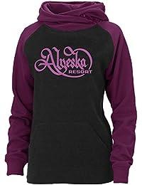 Women's Alyeska Resort Asym Redux Hoodie