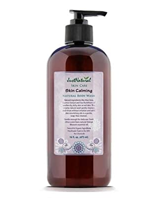 Skin Calming Body Wash | Best Body Wash for Your Skin | Nourishing Oils and Extracts