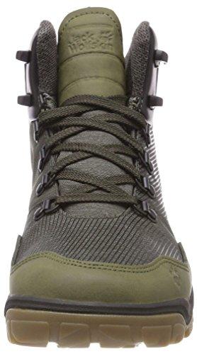 Mid 5043 Gris Jack M Wolfskin Wonders De Randonnée Seven Chaussures Homme pinewood Texapore Hautes PwUIUrOnxq