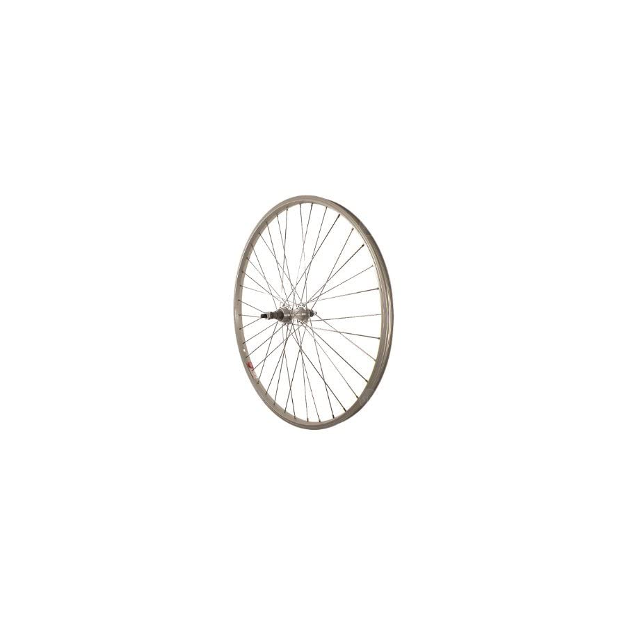 Sta Tru STW 26 X 1.5 BO Silver Rear Mountain Bike Wheel RWS2615AA