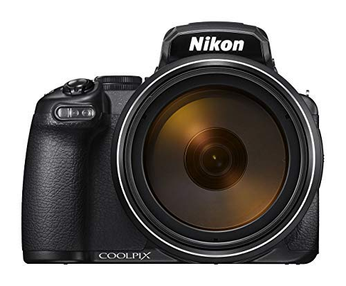 Nikon Coolpix P1000 4K 125x Super Zoom Digital Camera - (Renewed)