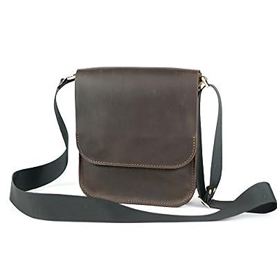 60%OFF Handmade Genuine Leather men s bag, crossbody bag, leather bag, mens fabbbc8e53