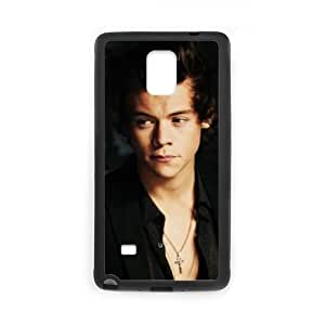 Harry Styles Samsung Galaxy Note 4 Cell Phone Case Black yyfabd-367564