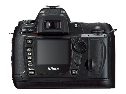 Nikon D70 Digital Camera (Body (8000 Flash Memory Card)