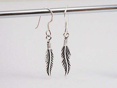 925-sterling-silver-earring-drop-dangle-dangling-hook-earrings-for-women-teen-girls-ear-feather-7-8-