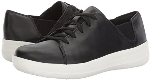 F Shoes black Fitflop 001 Sneaker up Nero sporty Lace BC7aqwd