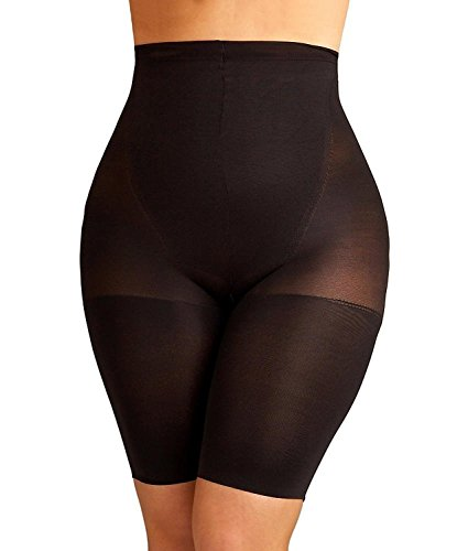 SPANX In-Power Line Super Power Panties, A, Black (Spanx Control Super)