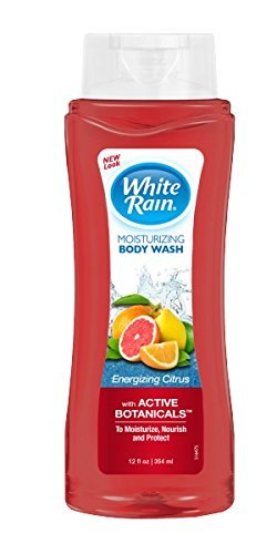 White Rain Sensations Body Wash Energizing Citrus 12 OZ - Buy Packs and Save (Pack of 2)