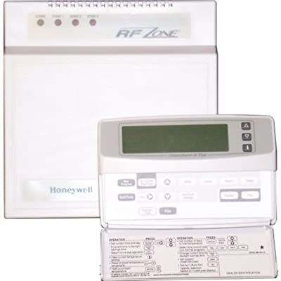 Honeywell T8665A1002 Honeywell Thermostat With Schedule Retention