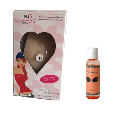 Nubra Womens Padded Adhesive Cleanser product image