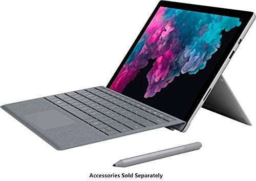 Microsoft Surface Touch Screen Windows Platinum product image