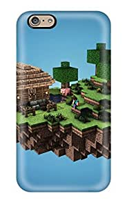 Iphone 6 Case, Premium Protective Case With Awesome Look - Minecraft Sky Island by mcsharks