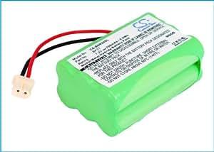 BATTERY 7.2V For Dogtra 1700 Transmitter, Transmitter RR Deluxe +FREE Power Bank (2600mAh)