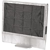 Hama Antistatic Dust Cover for 24/26 PC Monitor Transparent [084183]