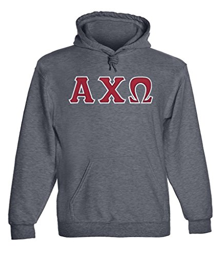alpha chi omega letter shirts - 8