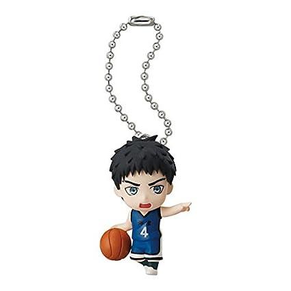 Bandai Kuroko No Basket Swing Figure Keychain~All star Part 2~kasamatsu yukio