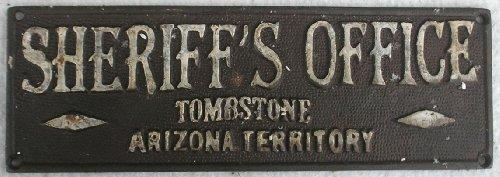 western cast iron decor - 4