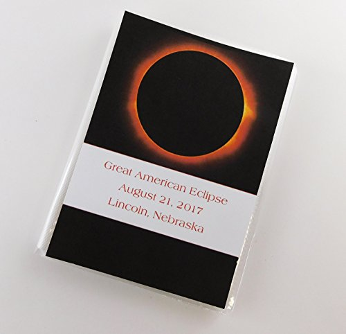 Solar Eclipse Photo Album IA#774 PRINTED Great American Eclipse 4x6 or 5x7 Pictures Book ()