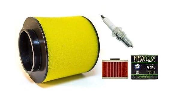 HIFLO OIL FILTER FITS HONDA TRX350 FM FOURTRAX RANCHER 4X4 2000-2006