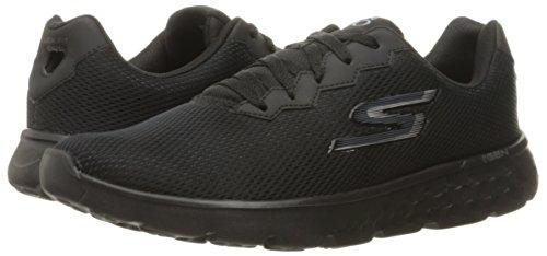 Noir black Skechers Homme Go skees Chaussures 400 Run Fitness De Hwq8UpHxz