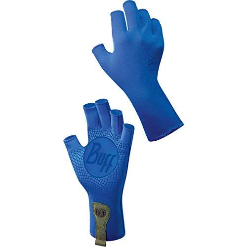 BUFF Sport Series Water 2 Gloves, Lucky Blue, - Off Buff
