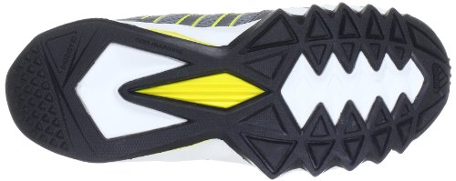 adidas Performance Adifaito Q23357 Unisex-Kinder Laufschuhe Grau (TECH GREY F12 / VIVID YELLOW S13 / NEO IRON MET. F11)