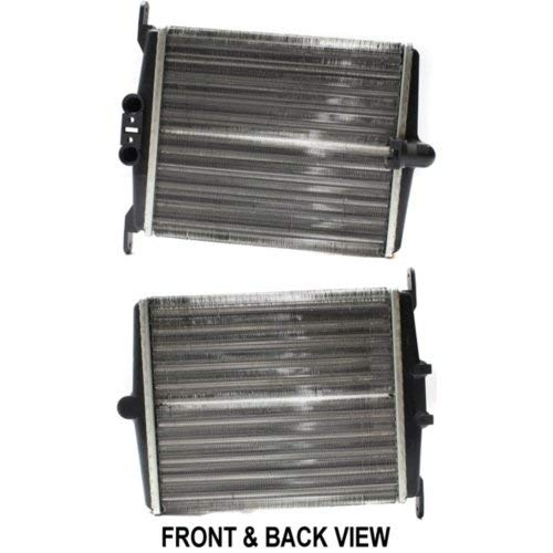 Heating Heater Core Compatible with MERCEDES BENZ 300SD 1992-1993 ...