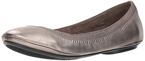 Bandolino Women's Edition Ballet Flat, Pewter Multi, 7 M US