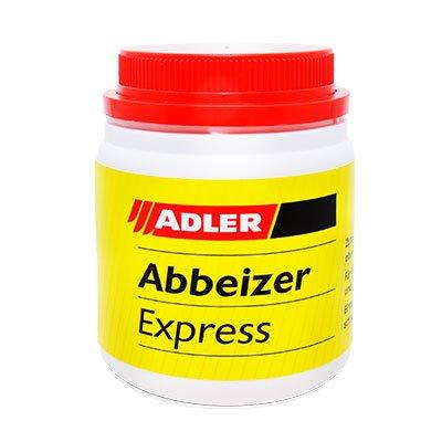 Abbeizer ExpressHochwirksam und schnell. Entfernt fast alle Lacke auf verschiedenen Untergrü nden: Holz, Metall, Stein, Beton, Asphalt. ADLER