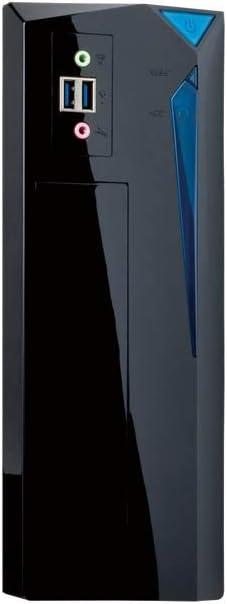IN-WIN Development Inc InWin BP655 Mini-ITX case with 200W TFX PSU (USB 2.0, HD Audio) BP655.FH200B3