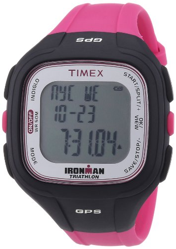 GENUINE TIMEX Watch IRONMAN EASY TRAINER GPS Unisex Digital - T5K753