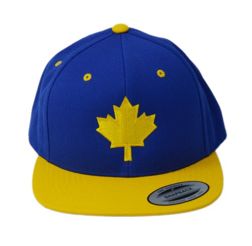 Ann Arbor Maple Leaf Shooter Two Tone Snapback Hat