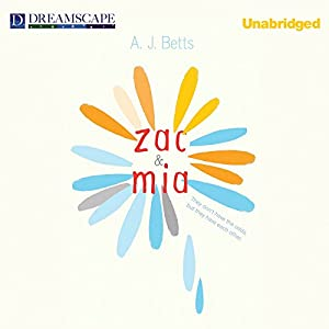 Zac and Mia Audiobook