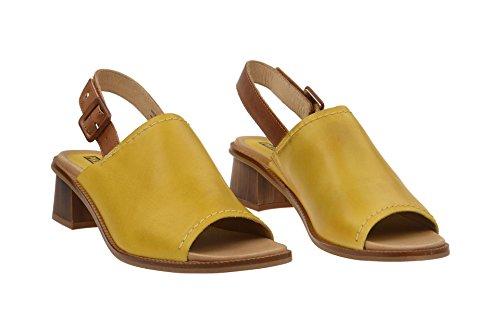 Gelb POLINESIA Damen Sandale Pikolinos Sandaletten AUZgwIqnnx