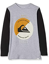 Quiksilver Shook Up Boys Long Sleeve T-Shirt